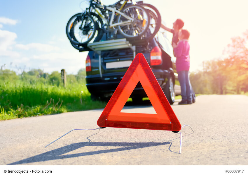 Fahrradträger Test (© trendobjects)